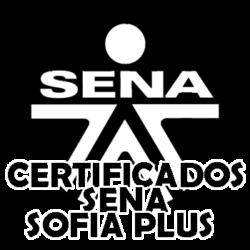 Certificados Sena Sofia Plus